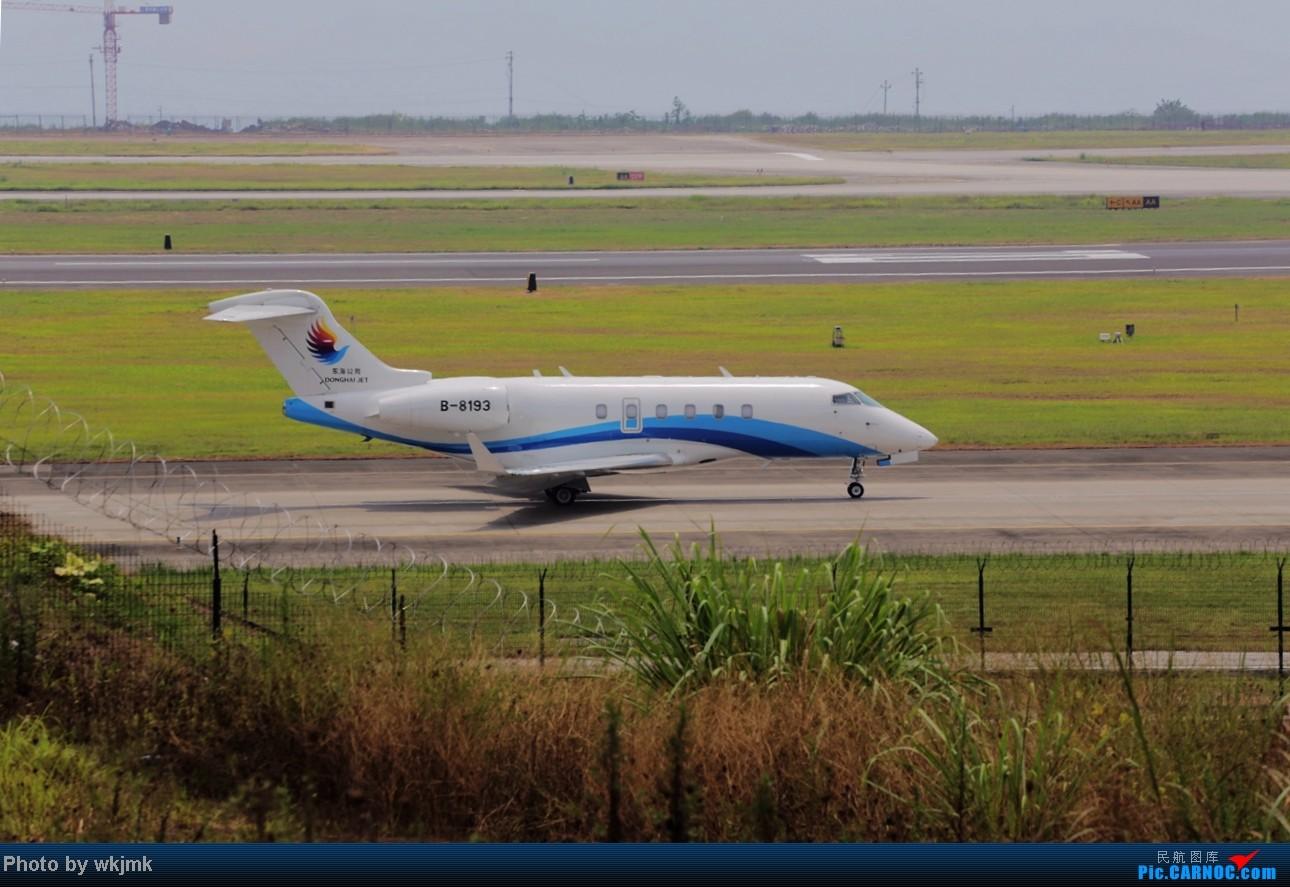 Re:[原创]CKG拍东海公务 UNKOWN B-8193 中国重庆江北机场