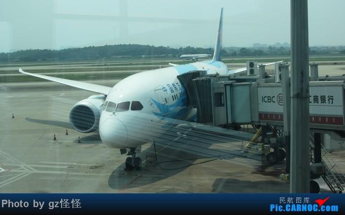 Re:[原创]【小数码拍机】浦东候机随拍 都是小渔村看不到的 这些机型哪家好? BOEING 787-8 B-2735 中国广州白云机场