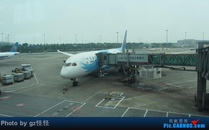Re:[原创]【小数码拍机】浦东候机随拍 都是小渔村看不到的 这些机型哪家好? BOEING 787-8 B-2725 中国广州白云机场