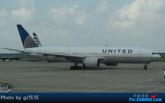 Re:[原创]【小数码拍机】浦东候机随拍 都是小渔村看不到的 这些机型哪家好? BOEING 777-200  中国上海浦东机场