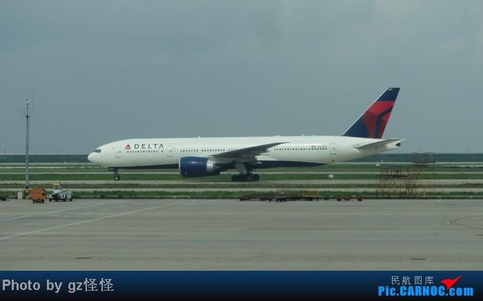 Re:[原创]【小数码拍机】浦东候机随拍 都是小渔村看不到的 这些机型哪家好? BOEING 777-200 N705DN 中国上海浦东机场