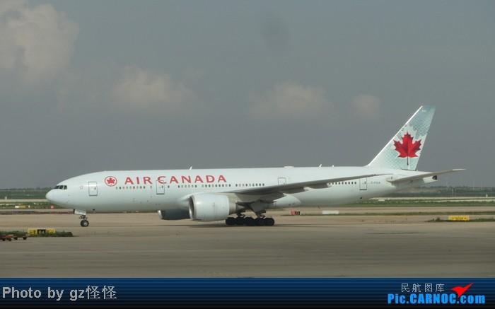 Re:[原创]【小数码拍机】浦东候机随拍 都是小渔村看不到的 这些机型哪家好? BOEING 777-200 C-FIUA 中国上海浦东机场