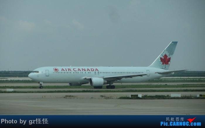Re:[原创]【小数码拍机】浦东候机随拍 都是小渔村看不到的 这些机型哪家好? BOEING 767  中国上海浦东机场