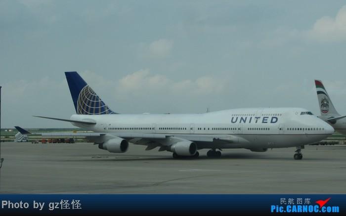 Re:[原创]【小数码拍机】浦东候机随拍 都是小渔村看不到的 这些机型哪家好? BOEING 747-400 N120UA 中国上海浦东机场