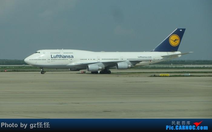 Re:[原创]【小数码拍机】浦东候机随拍 都是小渔村看不到的 这些机型哪家好? BOEING 747-400 D-ABVR 中国上海浦东机场