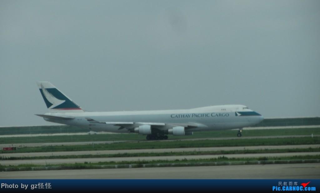 Re:[原创]【小数码拍机】浦东候机随拍 都是小渔村看不到的 这些机型哪家好? BOEING 747-400  中国上海浦东机场