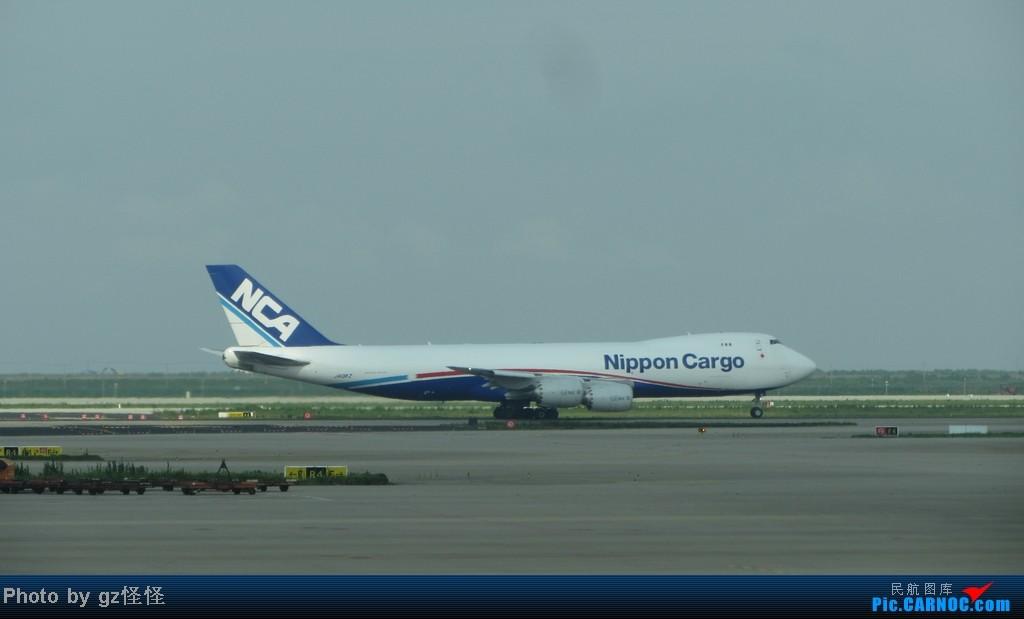 Re:[原创]【小数码拍机】浦东候机随拍 都是小渔村看不到的 这些机型哪家好? BOEING 747-400 JA13KZ 中国上海浦东机场