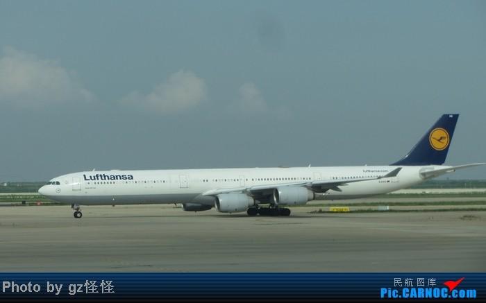 Re:[原创]【小数码拍机】浦东候机随拍 都是小渔村看不到的 这些机型哪家好? AIRBUS A340-600 D-AIHS 中国上海浦东机场