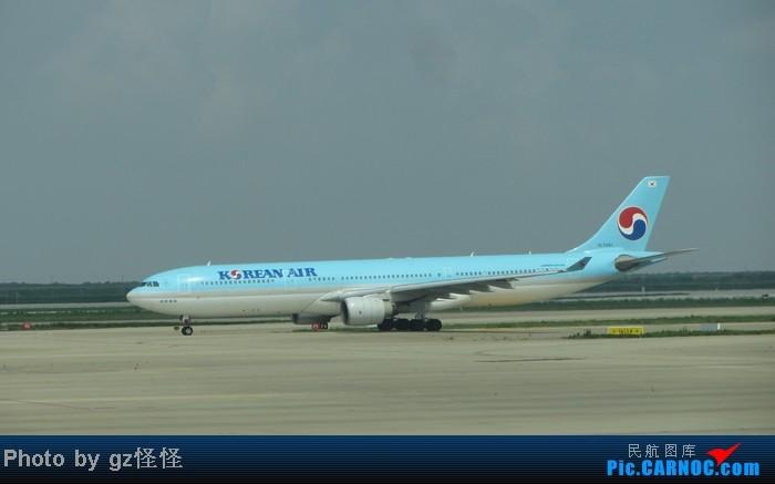 Re:[原创]【小数码拍机】浦东候机随拍 都是小渔村看不到的 这些机型哪家好? AIRBUS A330-300 HL7540 中国上海浦东机场