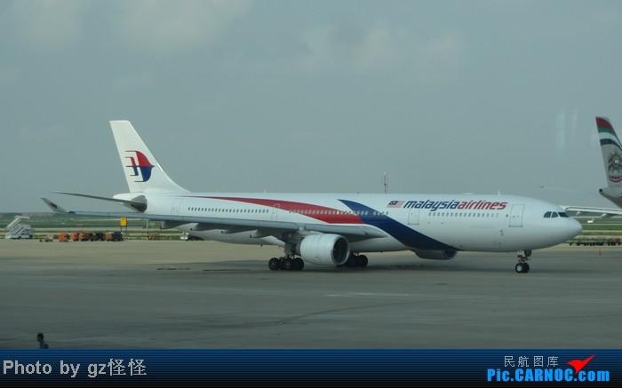 Re:[原创]【小数码拍机】浦东候机随拍 都是小渔村看不到的 这些机型哪家好? AIRBUS A330-300 9M-MTF 中国上海浦东机场