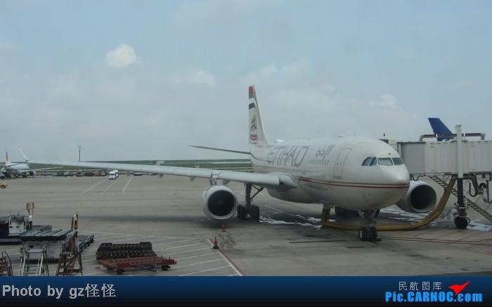 Re:[原创]【小数码拍机】浦东候机随拍 都是小渔村看不到的 这些机型哪家好? AIRBUS A330-200 A6-EYM 中国上海浦东机场