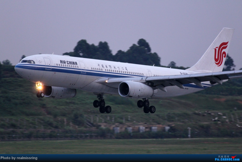 Re:[原创]CARNOC成都空港缘分 只要有光就停不下来ISO从200拍到1600 AIRBUS A330-200 B-6081 中国成都双流机场
