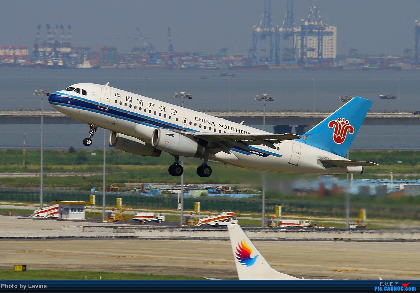 [原创]◇ ◇ ◇ ◇ ◇ 腾飞 1400+大图◇ ◇ ◇ ◇ ◇ AIRBUS A319-100 B-6021 中国深圳宝安机场