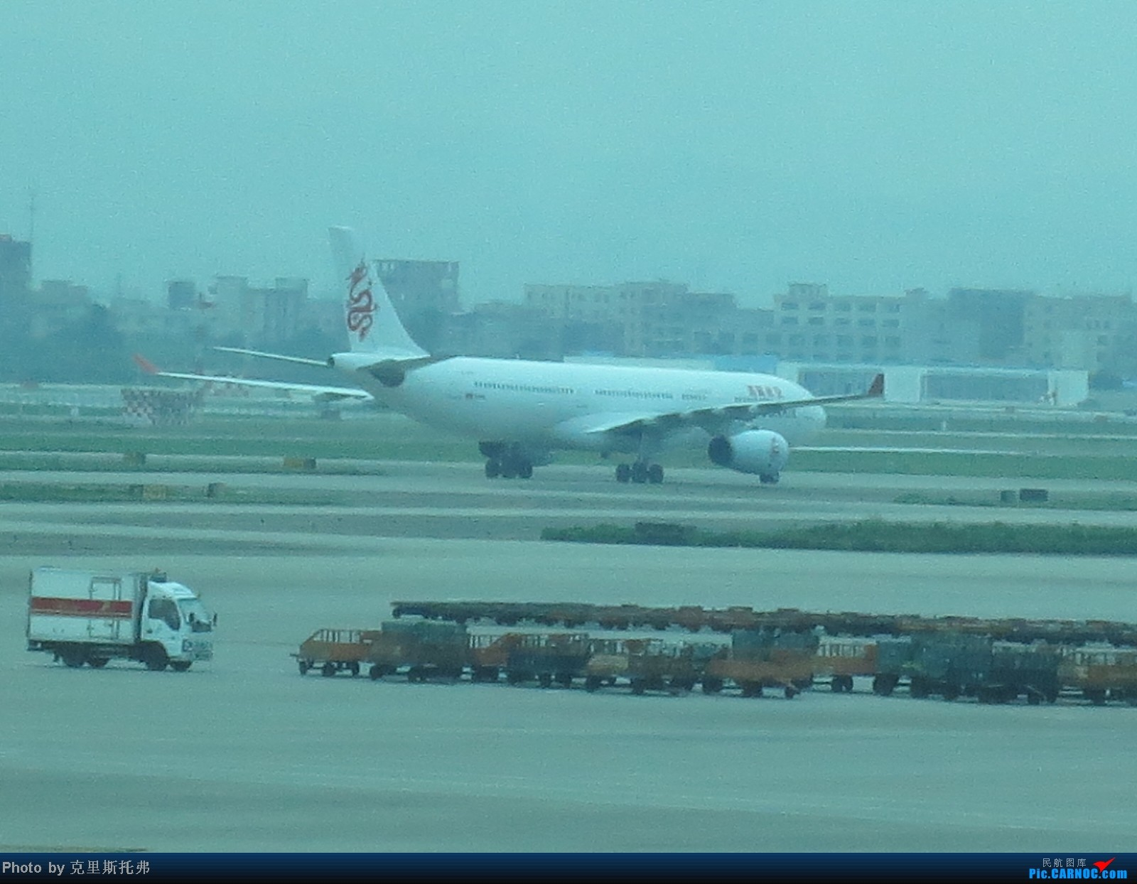 Re:[原创]【广州,你好!】八月齐鲁行 第一集 {初到齐鲁城} 不期而遇,鹏程行万里 相伴相惜,享飞行至美 A330