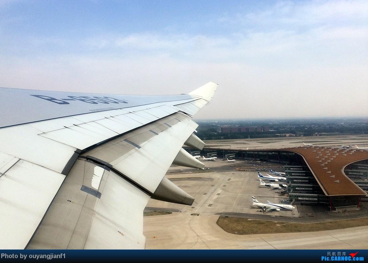 Re:[原创]一次真正的说走就走的旅行,一次真正与动物零距离接触的探险,埃塞俄比亚及肯尼亚游记.... AIRBUS A330-300 B-6503 中国北京首都机场 中国北京首都机场