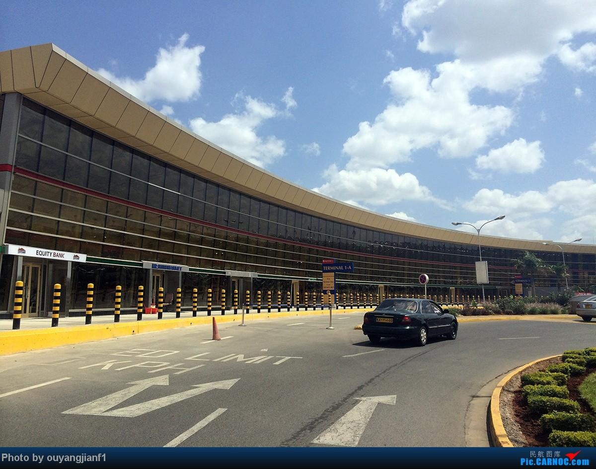 Re:[原创]一次真正的说走就走的旅行,一次真正与动物零距离接触的探险,埃塞俄比亚及肯尼亚游记....    肯尼亚内罗毕乔莫·肯雅塔机场