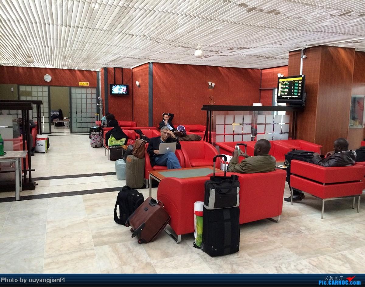 Re:[原创]一次真正的说走就走的旅行,一次真正与动物零距离接触的探险,埃塞俄比亚及肯尼亚游记....    埃塞俄比亚亚的斯亚贝巴机场