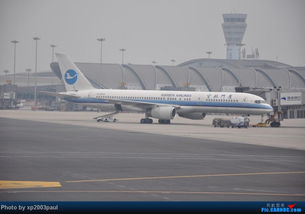 Re:[原创]【VISTA】游记,潜水好久了,第一次在这儿发游记,欢迎捧场(下) BOEING 757-200 B-2849
