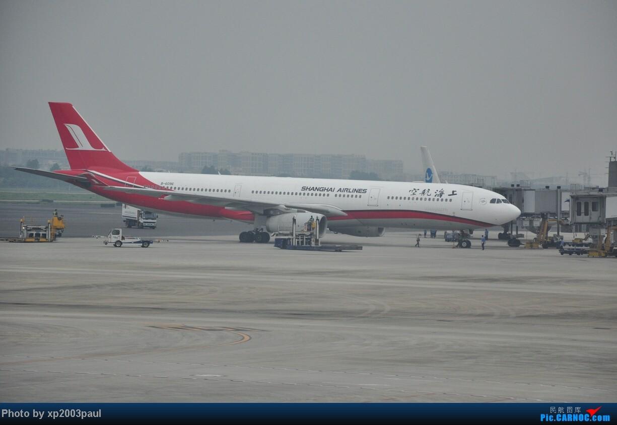 Re:[原创]【VISTA】游记,潜水好久了,第一次在这儿发游记,欢迎捧场(下) AIRBUS A330-300 B-6096