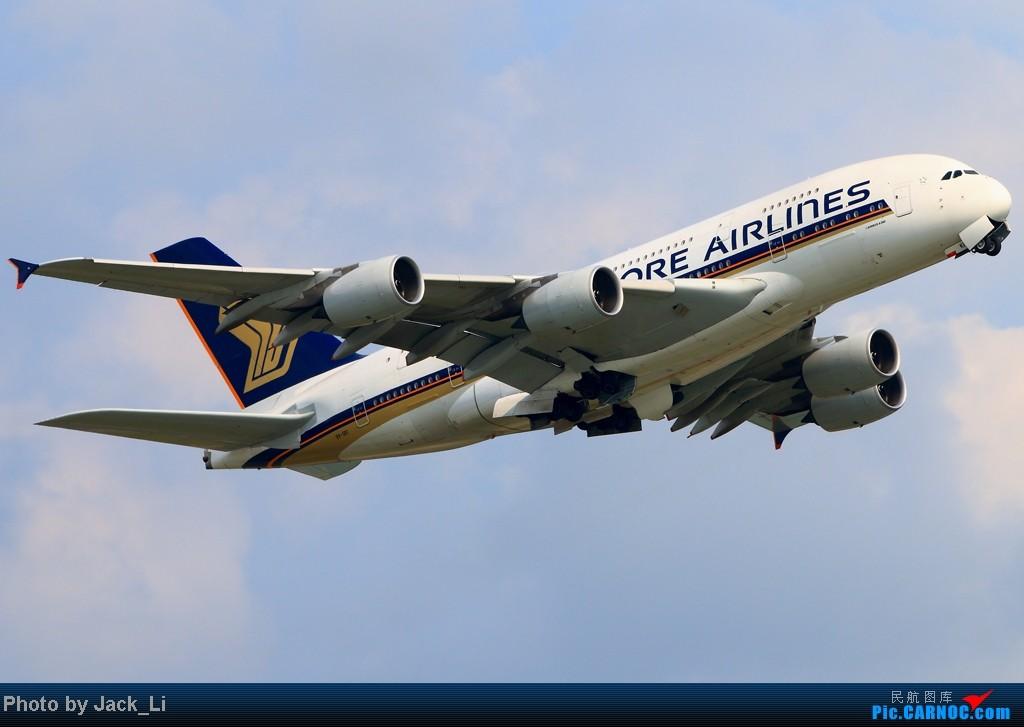 Re:[原创]2014年8月16日 香港机场拍机(第一次去维修区拍机,云们舞集彩绘,飞天熊猫。) AIRBUS A380 9V-SKI 中国香港赤鱲角机场