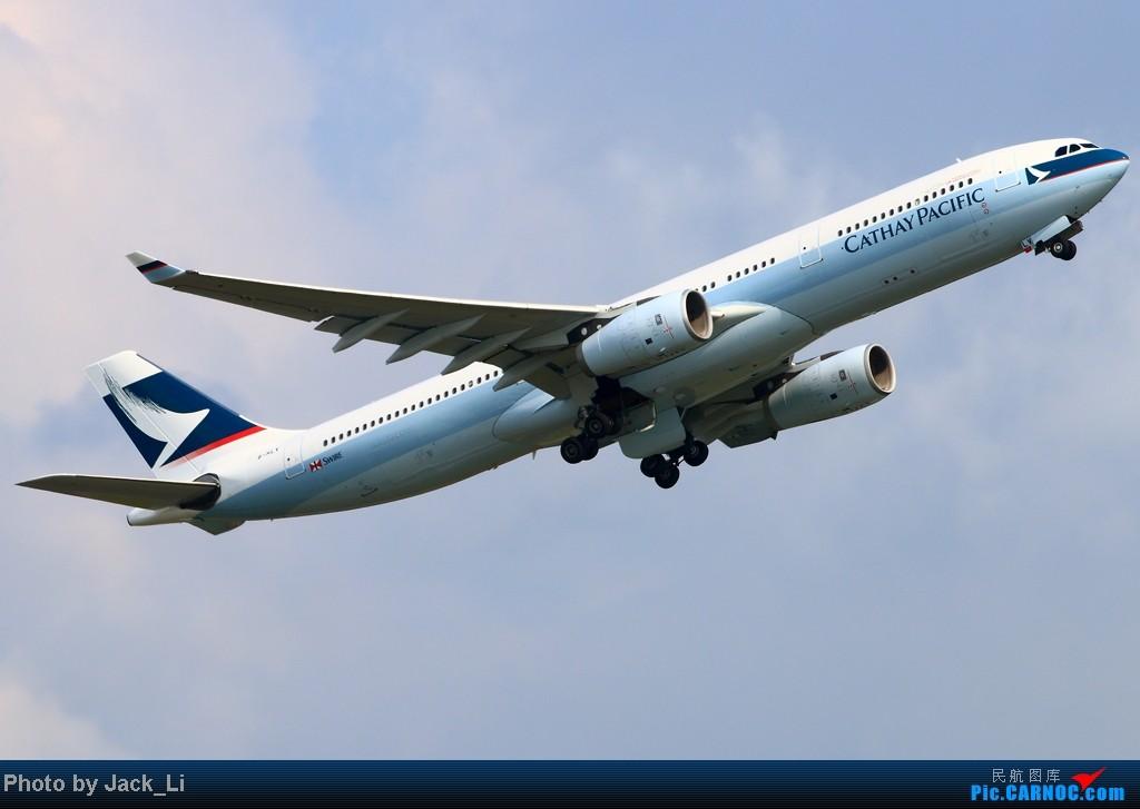 Re:[原创]2014年8月16日 香港机场拍机(第一次去维修区拍机,云们舞集彩绘,飞天熊猫。) AIRBUS A330-300 B-HLV 中国香港赤鱲角机场