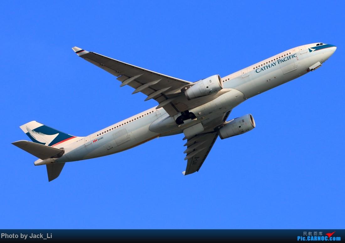Re:[原创]2014年8月16日 香港机场拍机(第一次去维修区拍机,云们舞集彩绘,飞天熊猫。) AIRBUS A330-300 B-LAI 中国香港赤鱲角机场