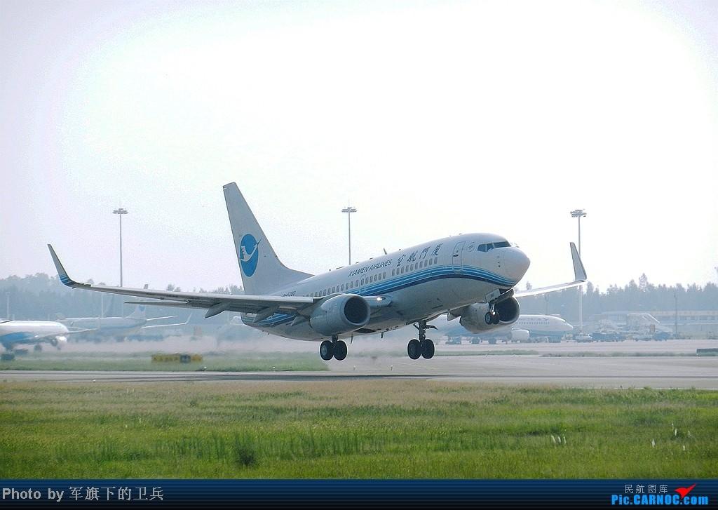 Re:[原创]早晨FOC拍机 BOEING 737-700  福州长乐国际机场