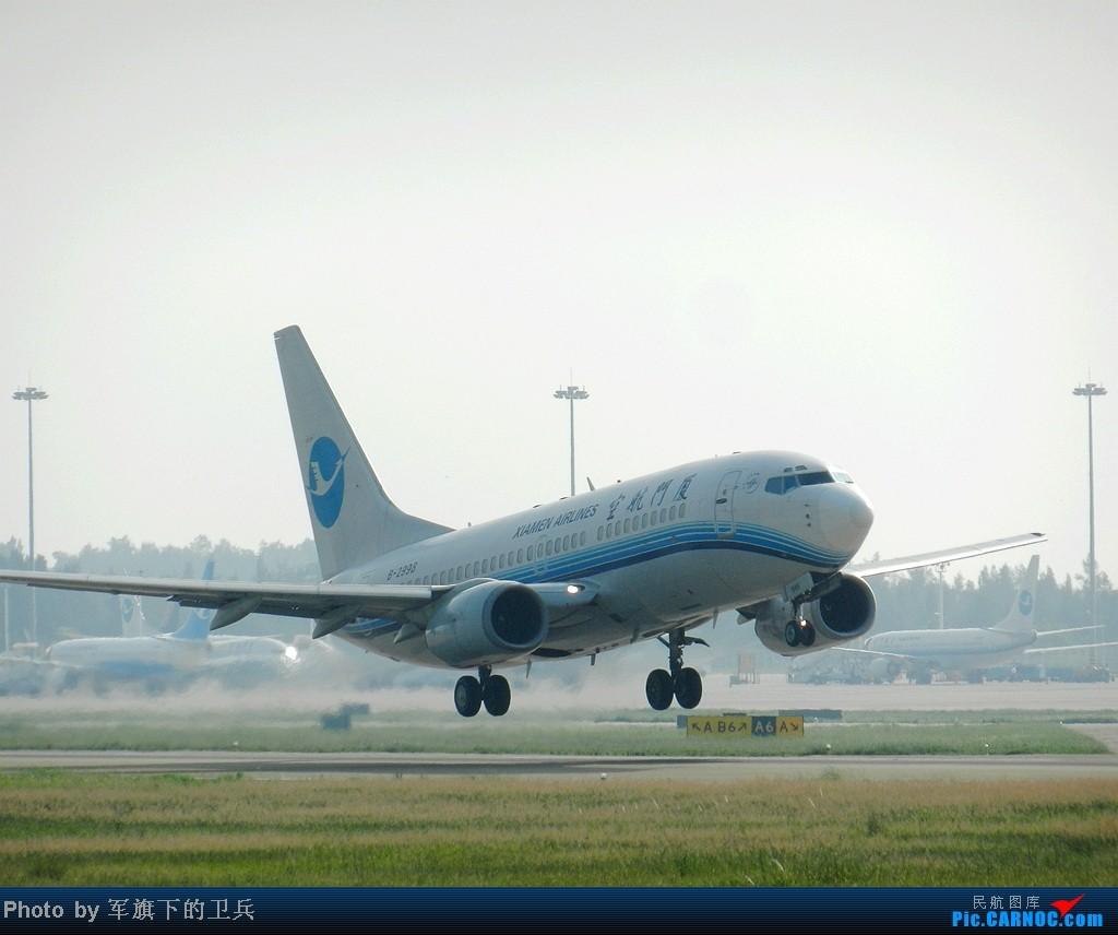 Re:[原创]早晨FOC拍机 BOEING 737-700 B-2998 福州长乐国际机场