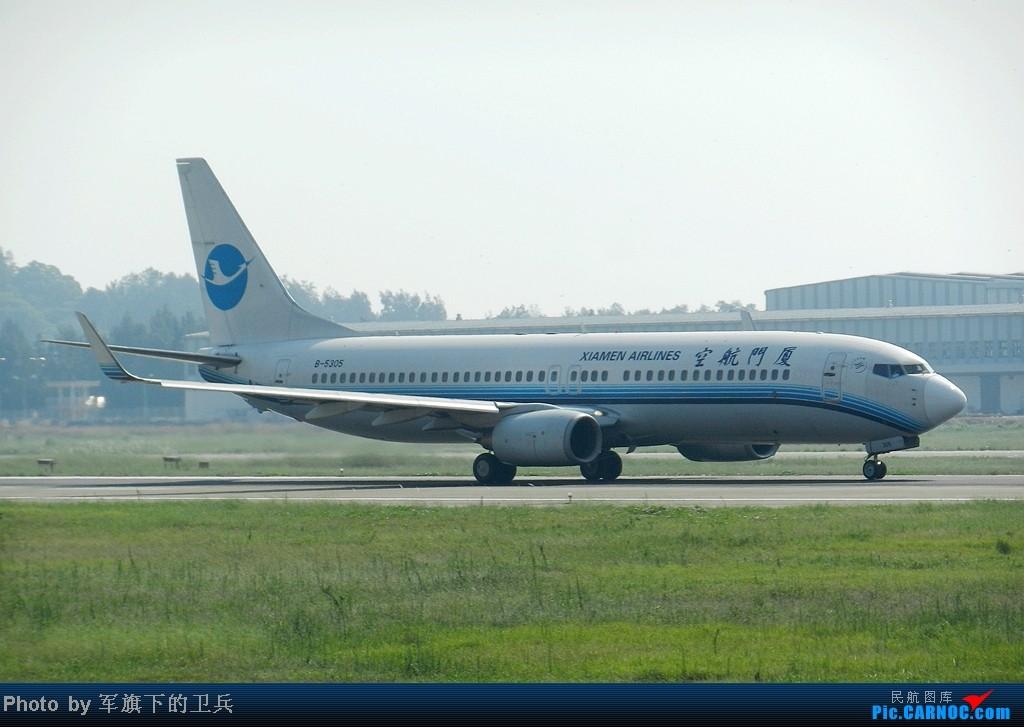 Re:[原创]早晨FOC拍机 BOEING 737-800 B-5305 福州长乐国际机场