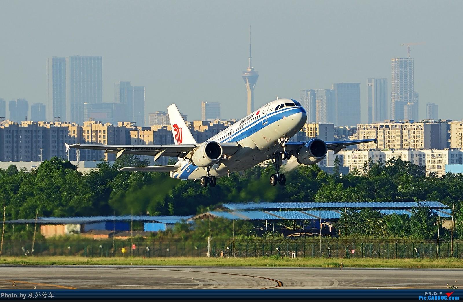 Re:[原创]杂图几张,祝大家周末愉快! AIRBUS A319-100 B-6228 中国成都双流机场