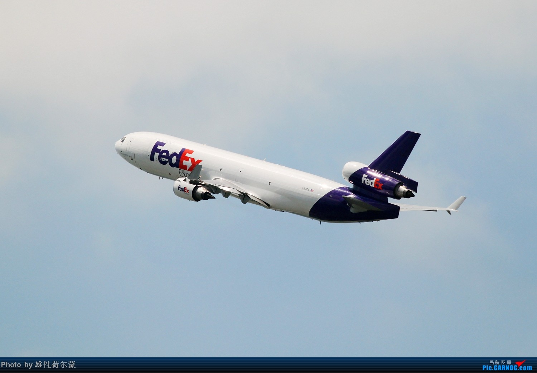 Re:[原创]香港机场沙螺湾村观机小记 MCDONNELL DOUGLAS MD-11 N618FE 中国香港赤鱲角机场