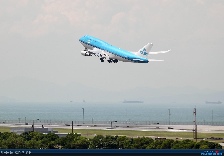 Re:[原创]香港机场沙螺湾村观机小记 BOEING 747-400 PH-BFA 中国香港赤鱲角机场
