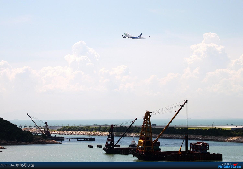 Re:[原创]香港机场沙螺湾村观机小记 BOEING 747-400F JA04KZ 中国香港赤鱲角机场