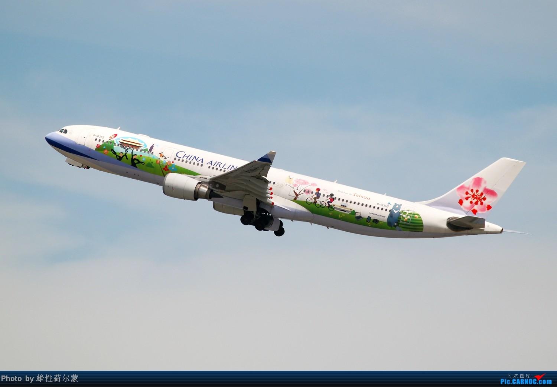 Re:[原创]香港机场沙螺湾村观机小记 AIRBUS A330-300 B-18355 中国香港赤鱲角机场
