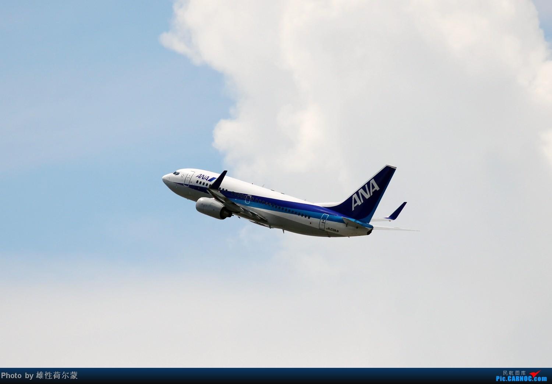 Re:[原创]香港机场沙螺湾村观机小记 BOEING 737-700 JA03AN 中国香港赤鱲角机场