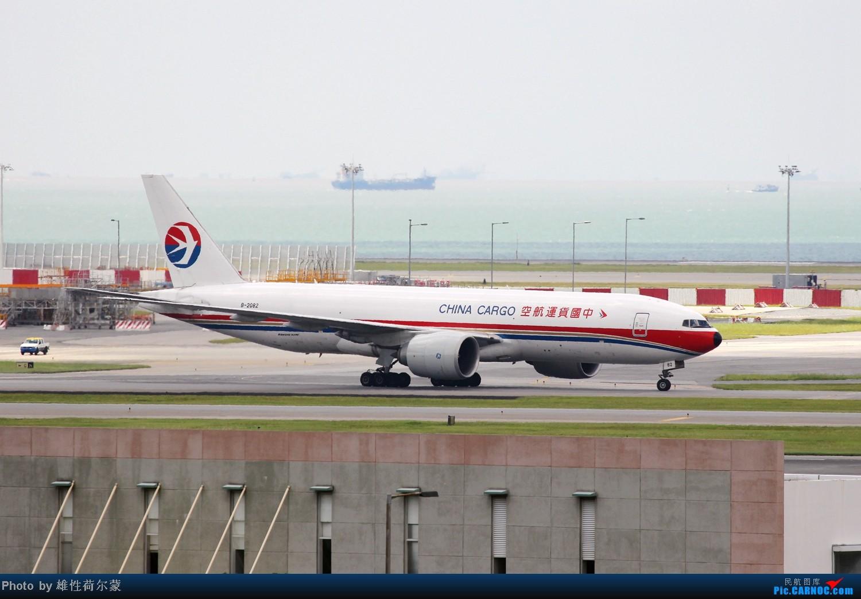 Re:[原创]香港机场沙螺湾村观机小记 BOEING 777F B-2082 中国香港赤鱲角机场