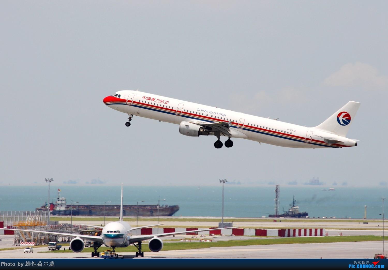 Re:[原创]香港机场沙螺湾村观机小记 AIRBUS A321-200 B-6330 中国香港赤鱲角机场