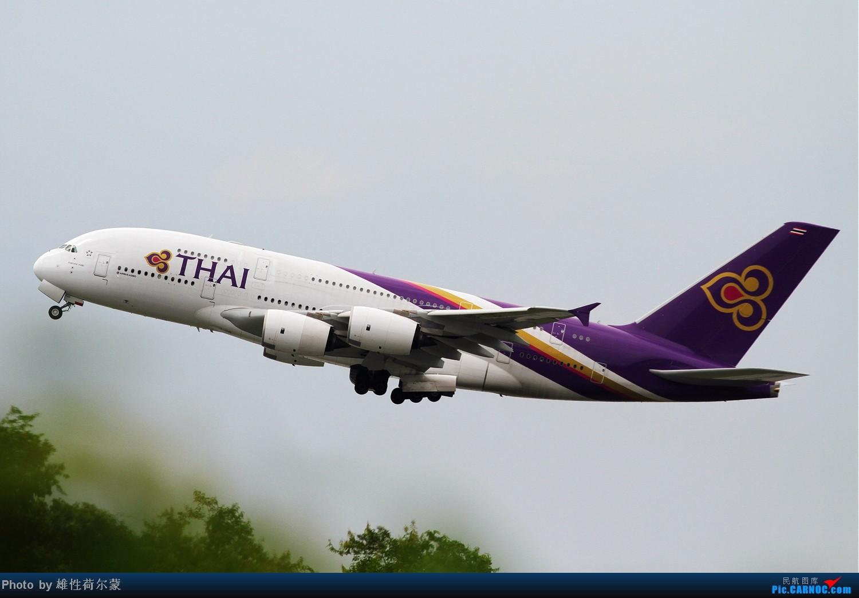 Re:[原创]香港机场沙螺湾村观机小记 AIRBUS A380-800 HS-TUD 中国香港赤鱲角机场