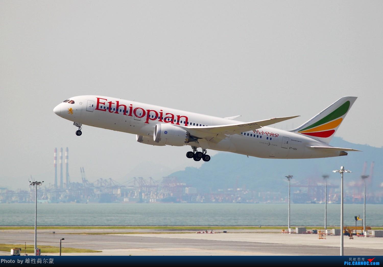 Re:[原创]香港机场沙螺湾村观机小记 BOEING 787-8 ET-AOV 中国香港赤鱲角机场