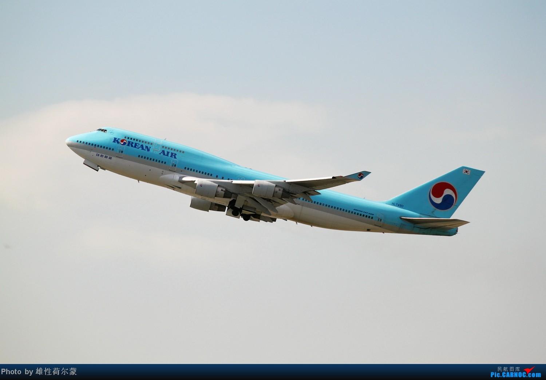 Re:[原创]香港机场沙螺湾村观机小记 BOEING 747-400 HL7490 中国香港赤鱲角机场