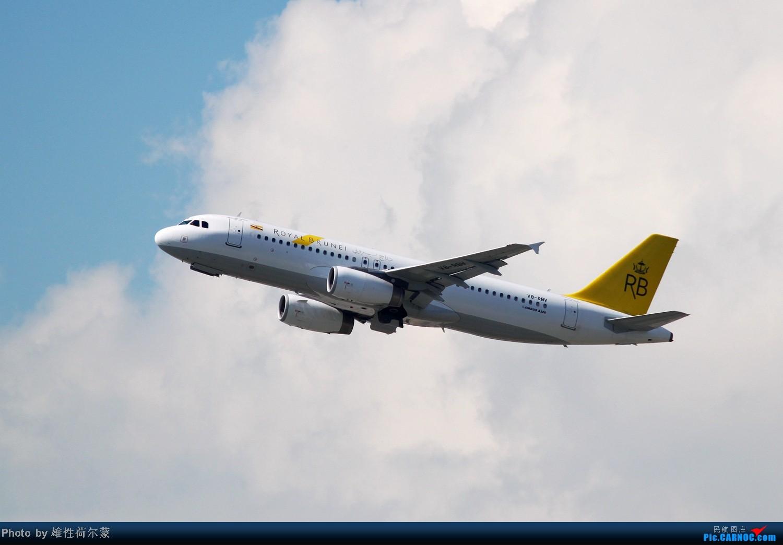 Re:[原创]香港机场沙螺湾村观机小记 AIRBUS A320 V8-RBV 中国香港赤鱲角机场