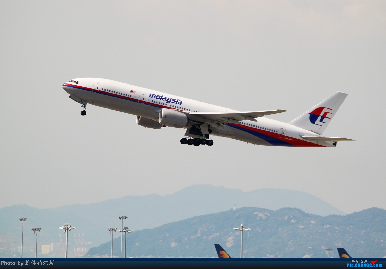 Re:[原创]香港机场沙螺湾村观机小记 BOEING 777-200 9M-MRL 中国香港赤鱲角机场