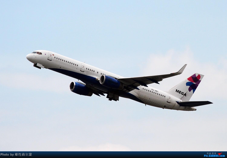 Re:[原创]香港机场沙螺湾村观机小记 BOEING 757-200 8Q-MEI 中国香港赤鱲角机场