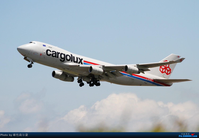 Re:[原创]香港机场沙螺湾村观机小记 BOEING 747-400F LX-UCV 中国香港赤鱲角机场