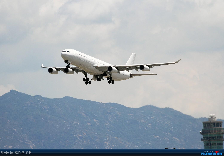 Re:[原创]香港机场沙螺湾村观机小记 AIRBUS A340-300 RP-C3441 中国香港赤鱲角机场