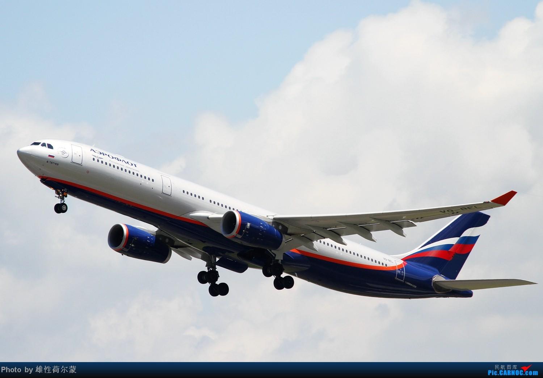 Re:[原创]香港机场沙螺湾村观机小记 AIRBUS A330-300 VQ-BEL 中国香港赤鱲角机场