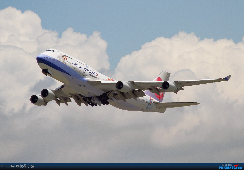 Re:[原创]香港机场沙螺湾村观机小记 BOEING 747-400 B-18203 中国香港赤鱲角机场
