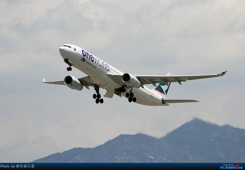 Re:[原创]香港机场沙螺湾村观机小记 AIRBUS A330-300 B-HLU 中国香港赤鱲角机场