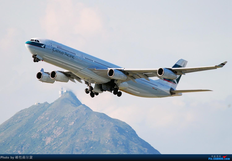 Re:[原创]香港机场沙螺湾村观机小记 AIRBUS A340-300 B-HXC 中国香港赤鱲角机场