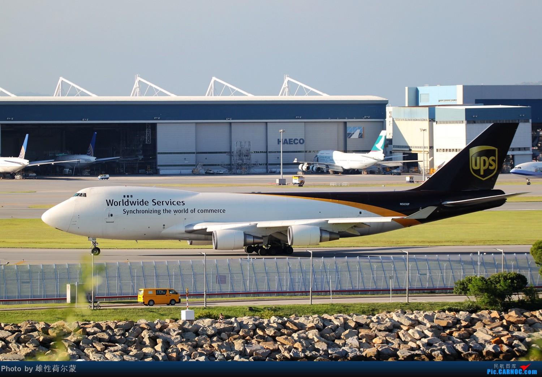 Re:[原创]香港机场沙螺湾村观机小记 BOEING 747-400F N583UP 中国香港赤鱲角机场